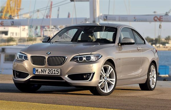 BMW 218d Coupe