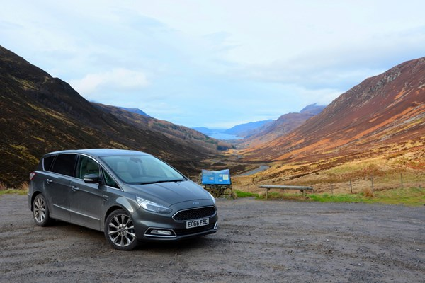 Ford S-Max: North Coast 500 revisited