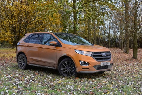 Ford Edge Leaves The Parkers Fleet After Just A Month