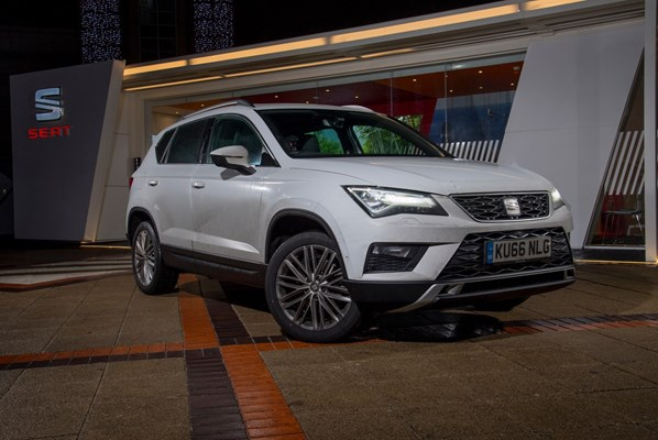Farewell to the SEAT Ateca