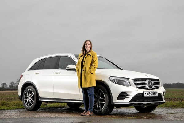 Mercedes benz glc does it pass the dog test parkers for Mercedes benz glc 400