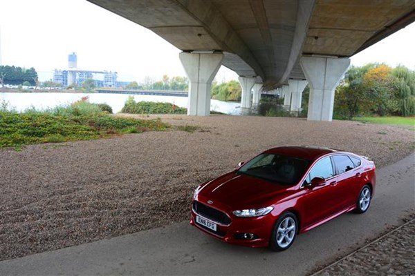 Ford Mondeo Titanium X Pack leaves the Parkers fleet