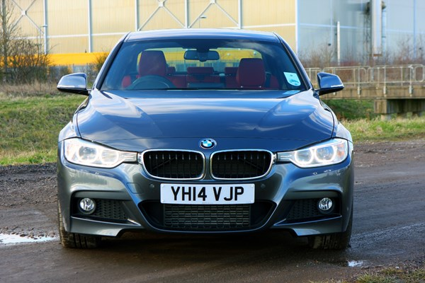 Bmw 320d M Sport Saloon Welcome Parkers