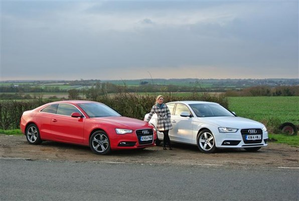 Audi A5 Coupe: Taking on the A4 Saloon | Parkers