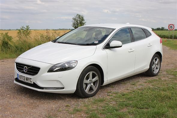 Volvo v40 company car star parkers for Star motor cars volvo