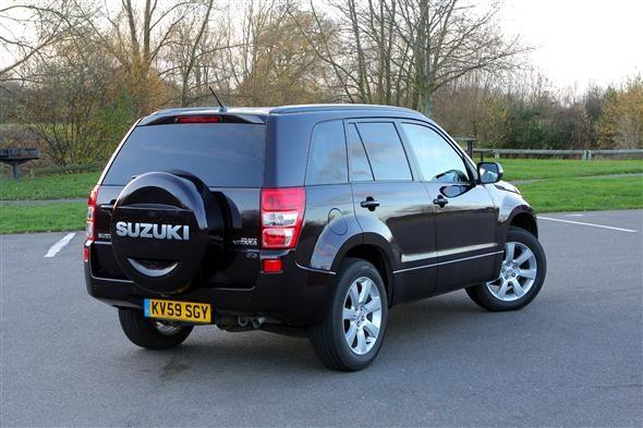 Suzuki grand vitara fuel consumption parkers suzuki grand vitara fuel consumption fandeluxe Gallery