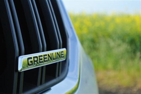 Skoda Yeti Greenline