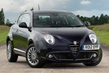 alfa romeo mito twinair sprint road test parkers. Black Bedroom Furniture Sets. Home Design Ideas