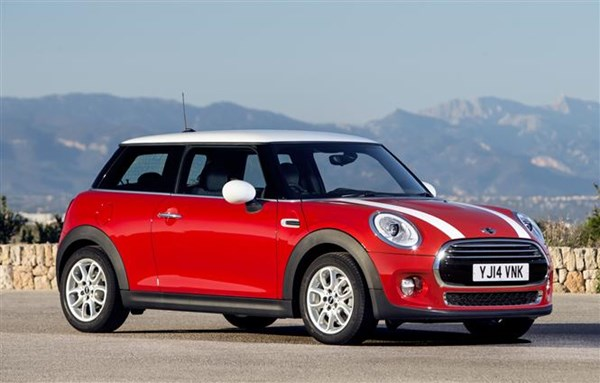 The latest MINI Hatch is likely to remain a popular choice