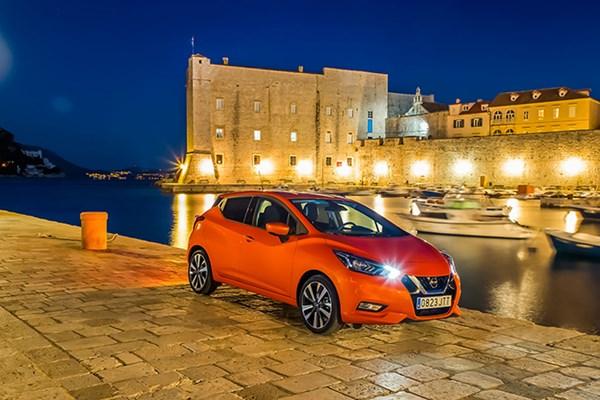 Nissan Intelligent Get & Go