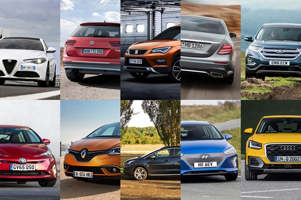 Top 10 safest cars of 2017 according to Thatcham