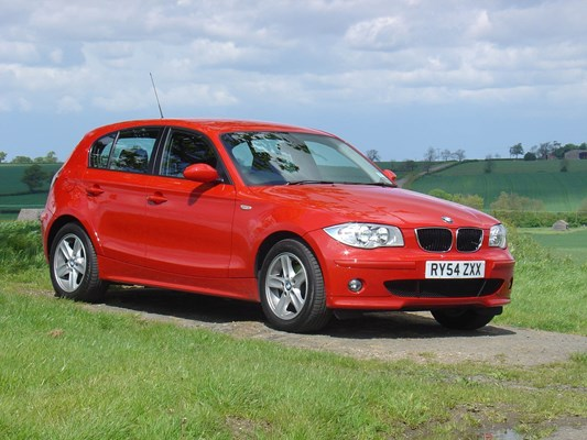 BMW 1 Series - used hatchbacks for less than £4k