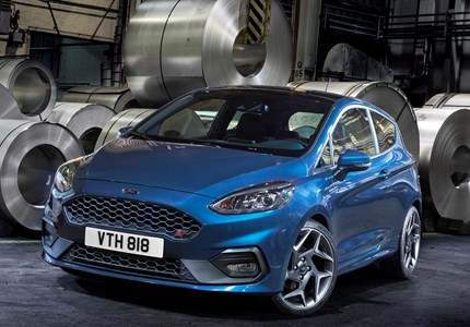 Ford Fiesta St The Best Small Hot Hatchbacks