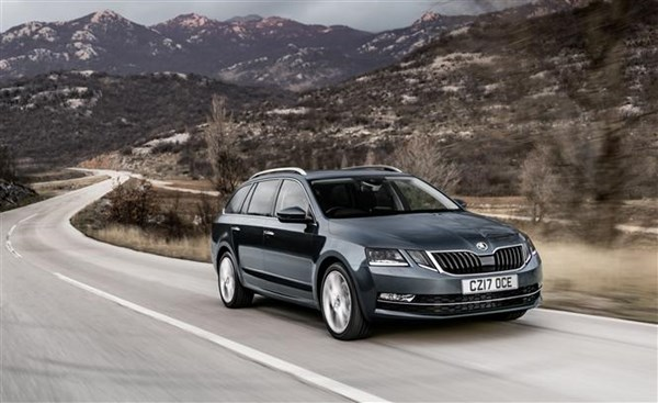 2017 Skoda Octavia All You Need To Know Parkers