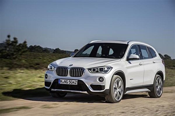 Exceptional New BMW X1