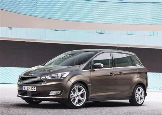 Ford C Max Updated For 2017