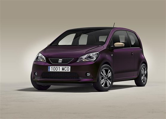 Seat Reveals Fashionable Mii By Cosmopolitan Parkers