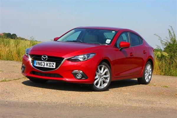 Mazda 3 Fastback preview