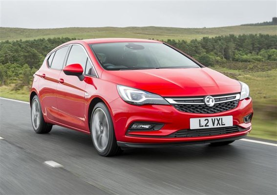 Vauxhall Astra wins European Car of the Year