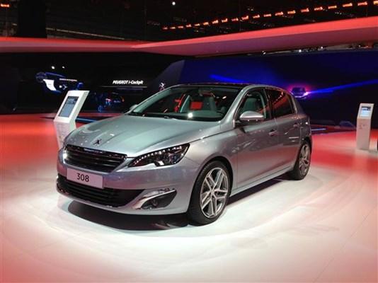 Peugeot Frankfurt Motor Show 2013 Parkers