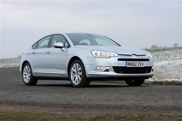 citroen c5 exclusive hdi 200 road test parkers. Black Bedroom Furniture Sets. Home Design Ideas