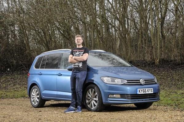 Volkswagen Touran SEL 2.0-litre TDI 150 DSG