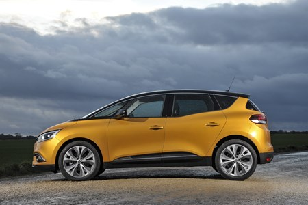 Renault Scenic (16 on) Dynamique S Nav dCi 110 Long-term test | Parkers