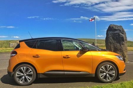 Renault Scenic (16 on) Dynamique S Nav dCi 110 Long-term test | Parkers
