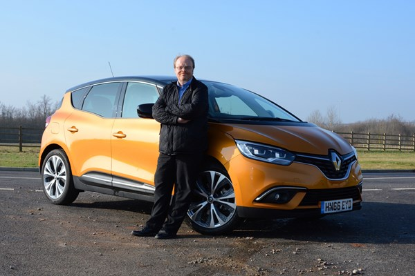 Renault Scenic (16 on) Dynamique S Nav dCi 110