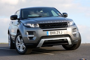 Range Rover Evoque Coupe review