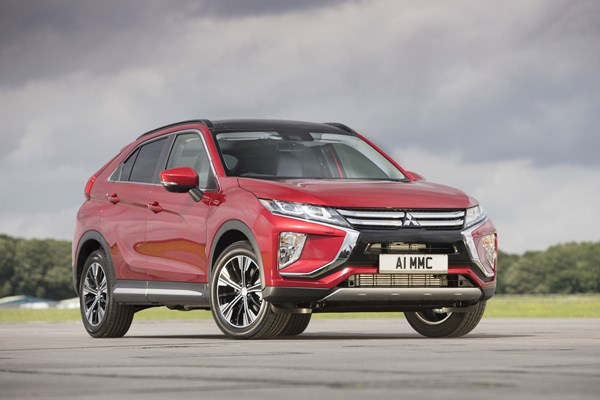Mitsubishi Eclipse Cross SUV (17 on) - rated 3.5 out of 5