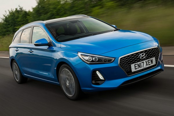 Hyundai i30 Tourer (17 on) - rated 4.2 out of 5