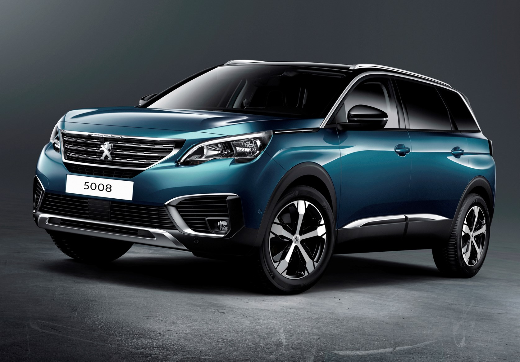 peugeot 5008 suv 2017 photos parkers