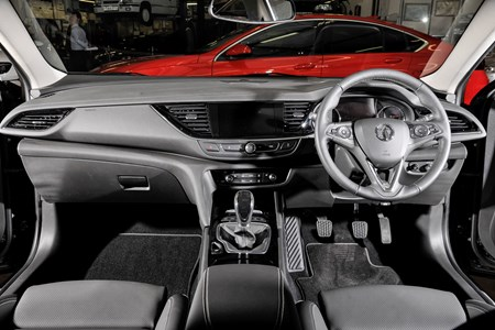 Insignia insight: exploring Vauxhall's new motorway muncher | Parkers