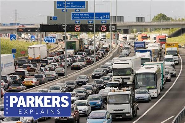 M25 smart motorway