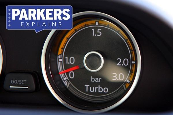 Volkswagen Dune turbo gauge