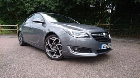 Vauxhall Insignia long term review   Parkers