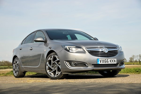 Vauxhall Insignia long-term review