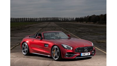 Mercedes-Benz AMG GT Roadster AMG Speedshift DCT auto 2d