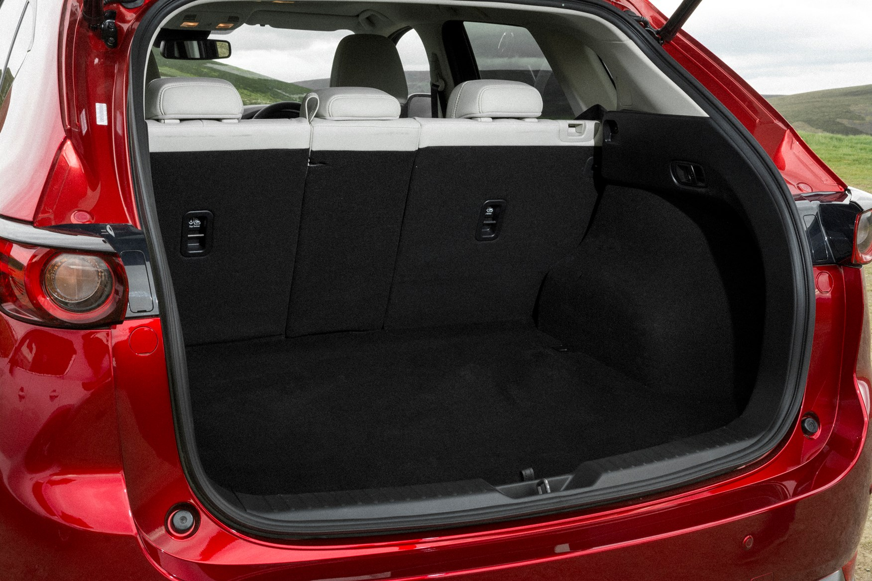 Mazda Cx 5 Suv 2017 Features Equipment And