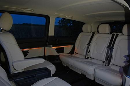 Mercedes V Class >> Mercedes Benz V 250 D Long Term Review Parkers