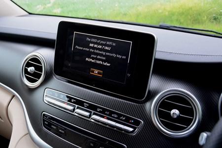 Mercedes-Benz V 250 d: long-term review   Parkers