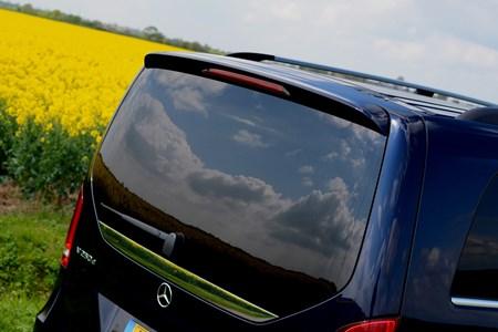 Mercedes Benz V 250 D Long Term Review Parkers