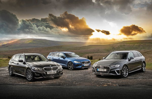 The Best Estate Cars In 2020 Parkers