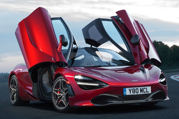 McLaren 720S Coupe (17 on) - rated 4.5 out of 5