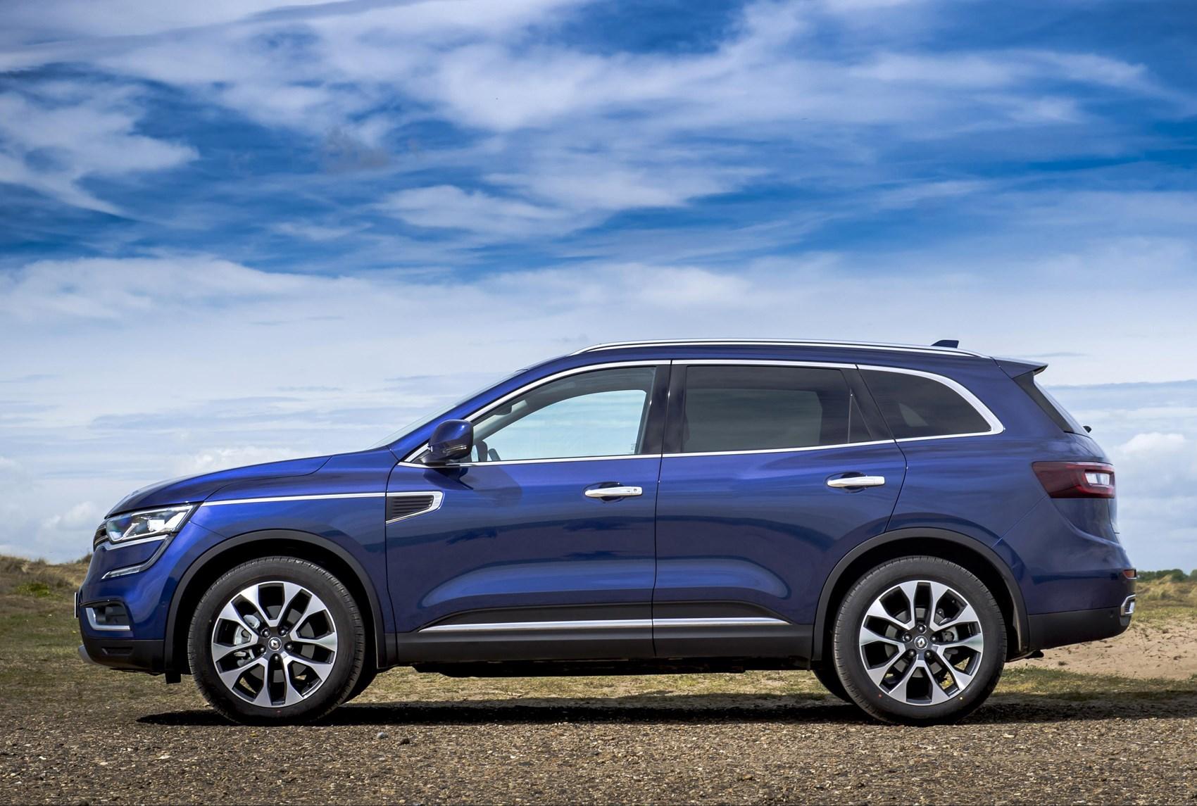 Renault Koleos SUV (2017 - ) Photos | Parkers