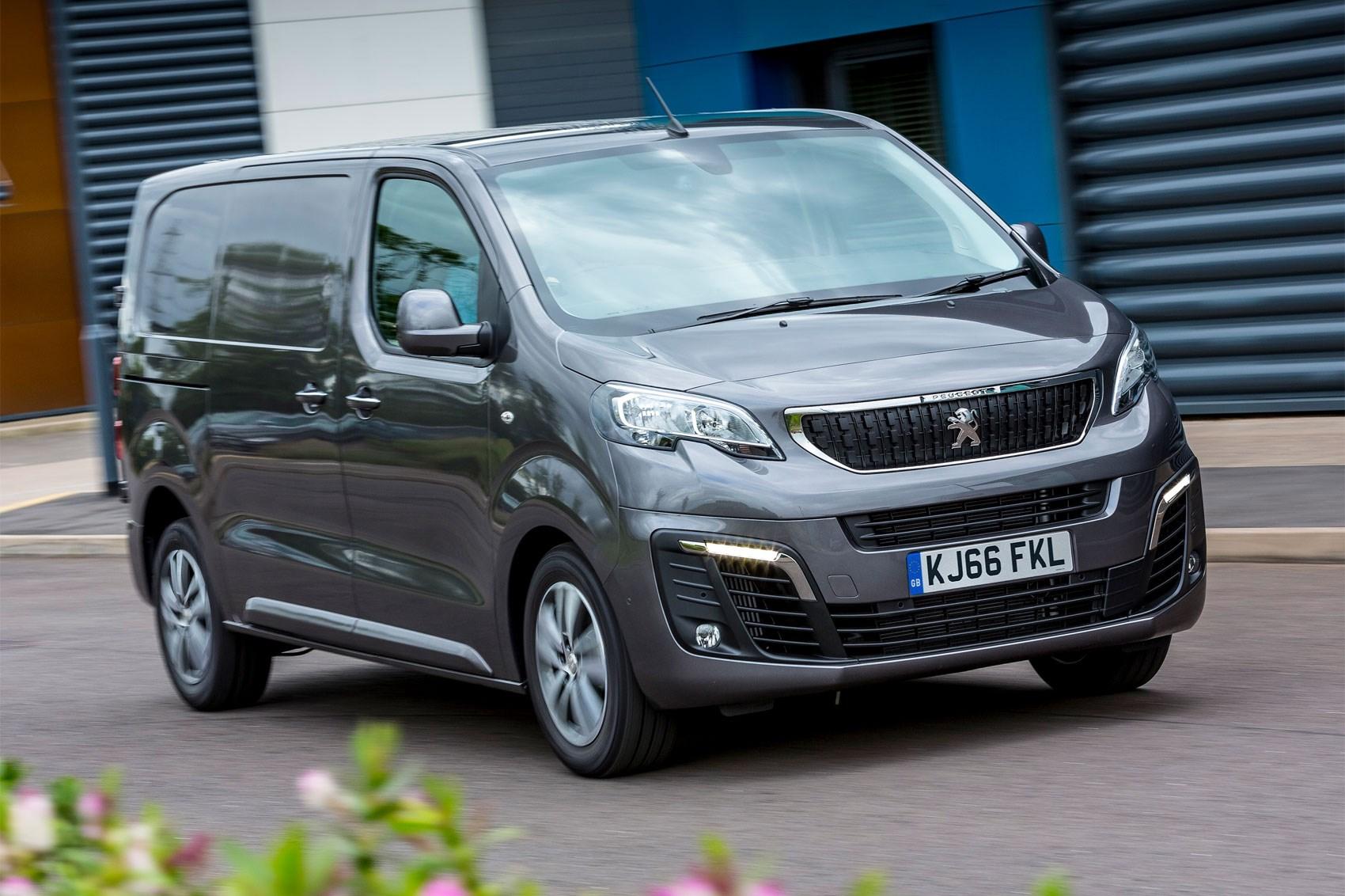 best medium van for payload parkers. Black Bedroom Furniture Sets. Home Design Ideas