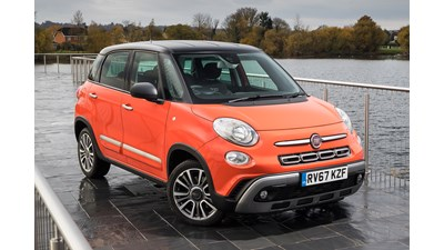 Fiat 500L Cross City Cross 1.4 95hp 5d