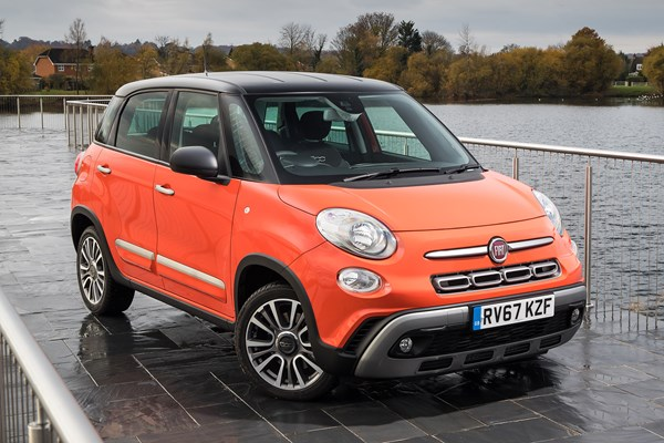 Fiat 500l Cross 2017 Onwards Used Prices