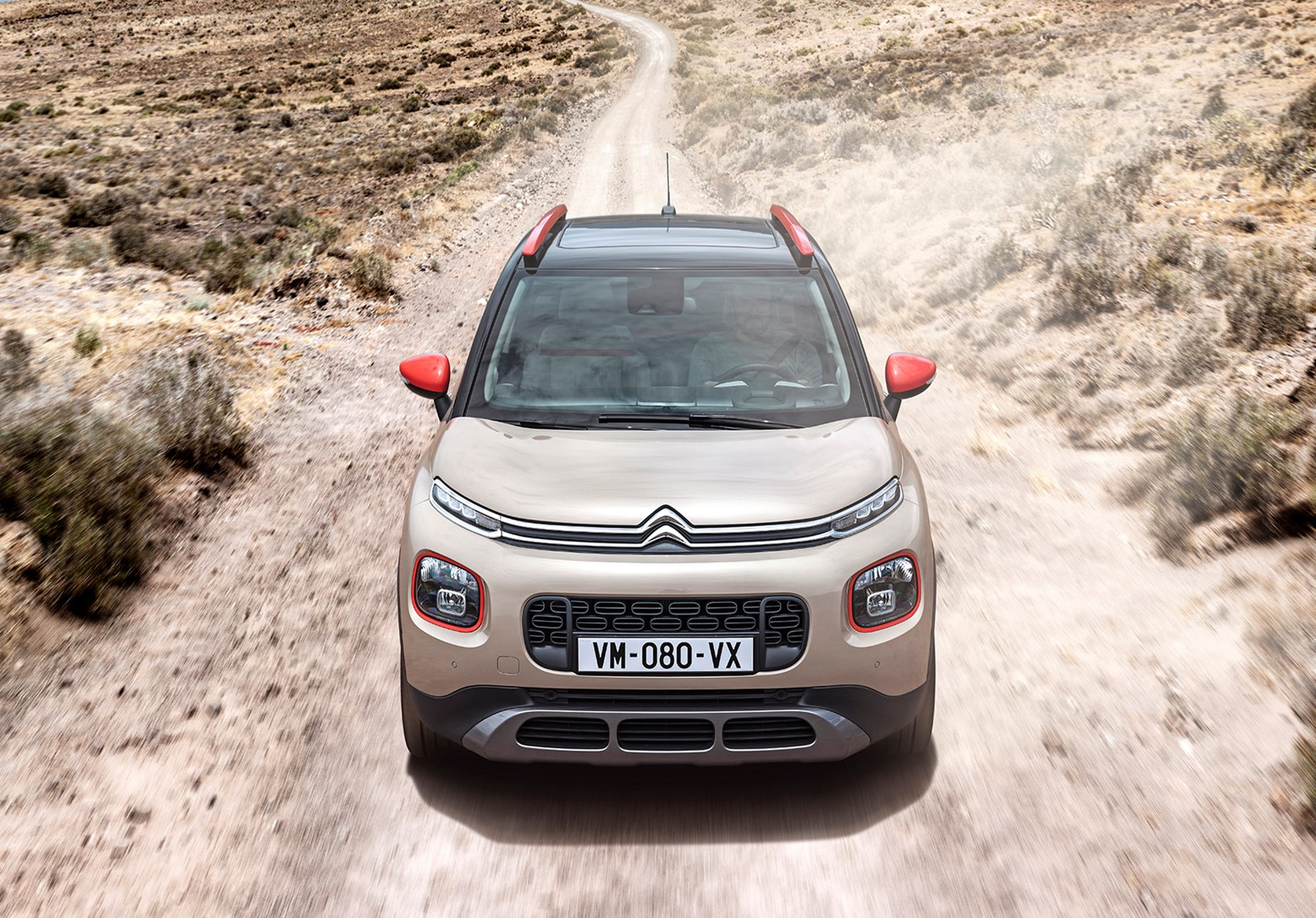 citroen c3 aircross review driving parkers. Black Bedroom Furniture Sets. Home Design Ideas